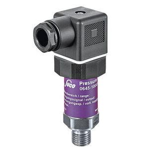 вакуумный трансдуктор давления