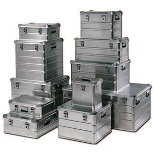 ящик из алюминия