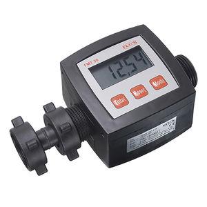 турбинный расходомер / цифровой / для жидкостей / цифровой