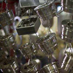 химическая никелировка / сталь / по меди / для алюминия