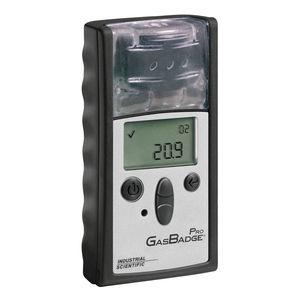 детектор с одним типом газа