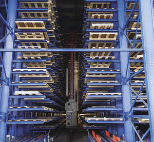 вертикальный автоматический магазин / высокая плотность / для листового металла / для пластин