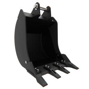 воронка для общего применения / для экскаватора-погрузчика / для чистки канав / для земляных работ