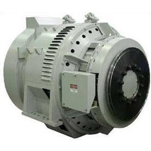 генератор переменного тока на растяжение