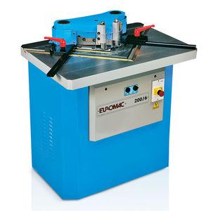 вырубной пресс под постоянным углом 90 ° / гидравлический / автоматический / для резки