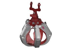 грейфер типа апельсиновой корки / гидравлический / для экскаватора / для металлолома