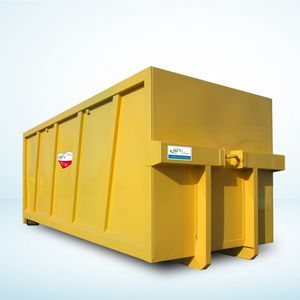 контейнер для отходов из нержавеющей стали