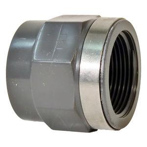 гидравлический адаптер / для шланга / резьбовой / из пластика