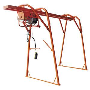 электрическая лебедка / с ручным управлением / для подъема