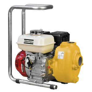 насос для осушения / для воды / шламовый / с бензиновым двигателем