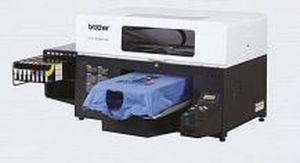 печатная машина со струйной печатью