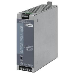 источник электропитания AC/DC / стабилизированный / монофазовый / на DIN-рейке