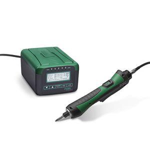 электрический шуруповерт с регулированием крутящего момента поглощением тока