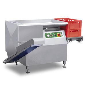 машина для нарезки для мяса / для овощей / автоматическая / непрерывного действия