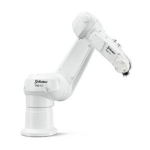 робот для чистого помещения