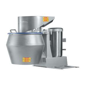 машина для нарезки для картофеля / автоматическая / непрерывного действия / вертикальная
