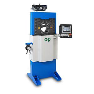 закаточная машина для гибкого шланга / автоматическая / гидравлическая / контролируемая PLC