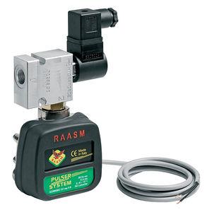 шестеренчатый расходомер / магнитный / для масла / для топлива