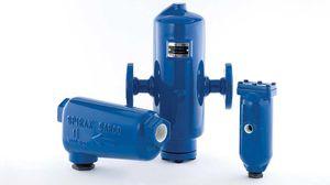 центробежный сепаратор / для воды / вертикальный