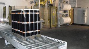 конвейерная система для строительных материалов