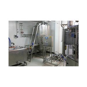 производственная линия йогурт