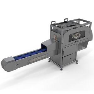 машина для нарезки для овощей / автоматическая / непрерывного действия / компактная