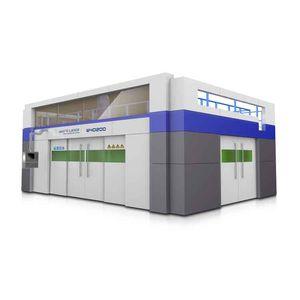 станок для резки лазер 3D