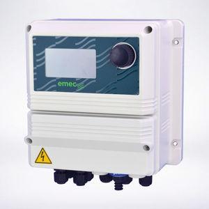 система управления для измерений / температура / цифровая / для очистки воды