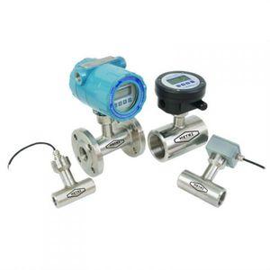 расходомер с ротором / для воды / для масла / для топлива