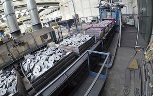 закалка сталь / для автомобиля / ISO 9001 / ISO 14001