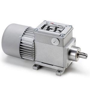 коаксиальный моторедуктор / Постоянный ток / с винтовой зубчатой передачей / 10 Вт...50 Вт