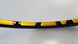 сернистое анодирование / для алюминия / для аэронавтики / для автомобиля