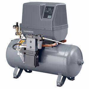 воздушный компрессор / стационарный / электрический / поршневый