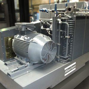 воздушный компрессор / для азота / для природного газа / гелиевый