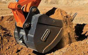 стандартная воронка / для гидравлического экскаватора / для интенсивной работы