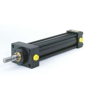гидравлический цилиндр / с простым эффектом / двойной эффект / компактный