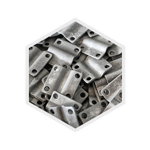 горячая гальванизация / центробежная / сталь / мелкосерийная
