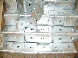 центробежная гальванизация / сталь