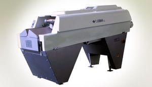 машина для нарезания резьбы для форели / для лещей / для хека / из нержавеющей стали