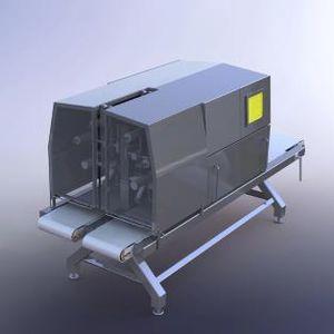 полностью автоматическая машина для удаления темного мяса