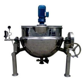 варочная установка для мяса / с кипением / из нержавеющей стали