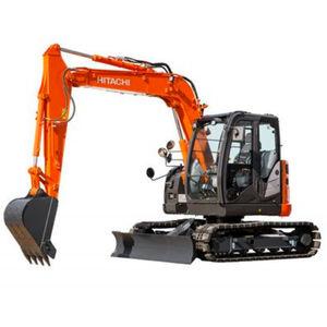 промежуточный экскаватор / гусеничный / для строительной площадки / для шахт и карьеров