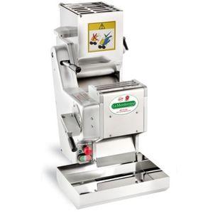 машина для производства макарон с тестораскаточным устройством