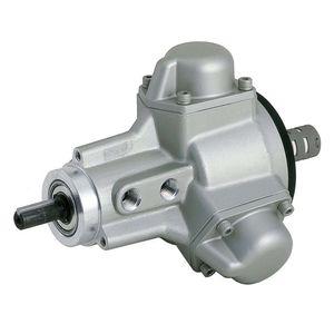 лопастный пневматический двигатель