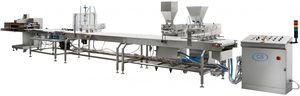 линия для производства сэндвичей трамедзини / автоматическая / по индивидуальному заказу / полуавтоматическая