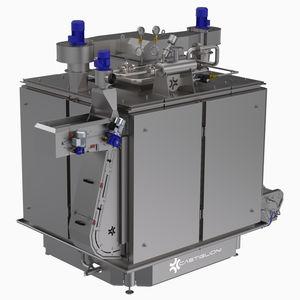 пастеризатор для макарон / полностью автоматический / контролируемый PLC / модульный