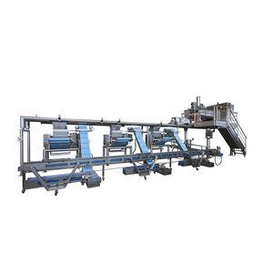 смеситель для макарон промышленного производства непрерывного действия
