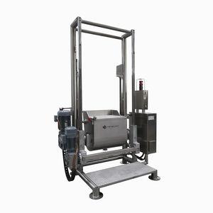 реверсивный смеситель для макарон промышленного производства