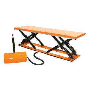 тандемный ножничный подъемный стол