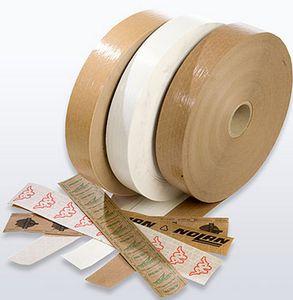 клейкая лента из бумаги с силиконовым слоем